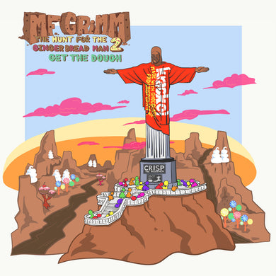 The Hunt For The Gingerbread Man 2: Get The Dough (2LP)