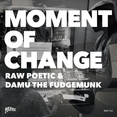 Moment of Change (LP)