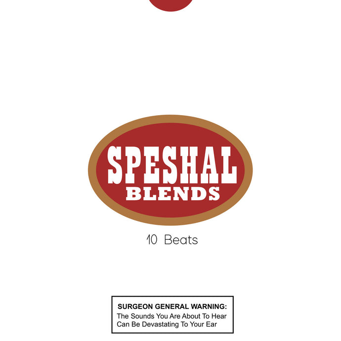 Speshal Blends Vol. 1 (CD)