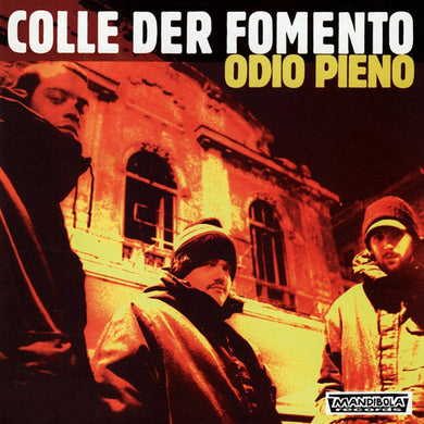 Odio Pieno (2LP/CD)