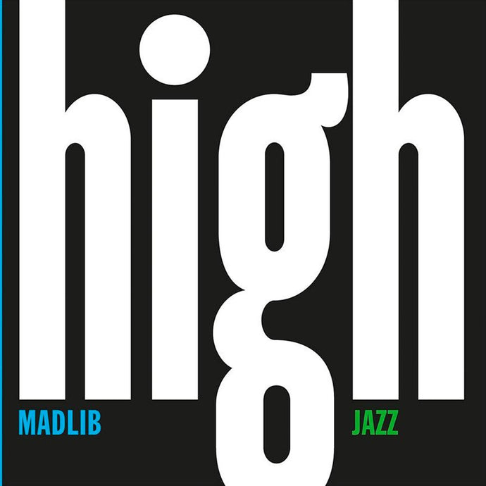 Medicine Show #7: High Jazz (2LP)