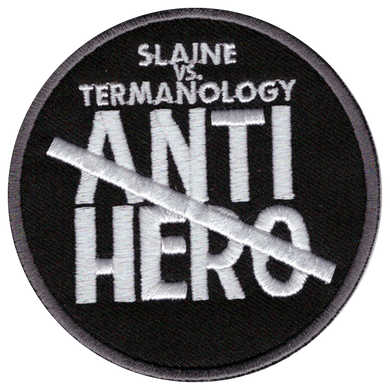 Anti-Hero Patch
