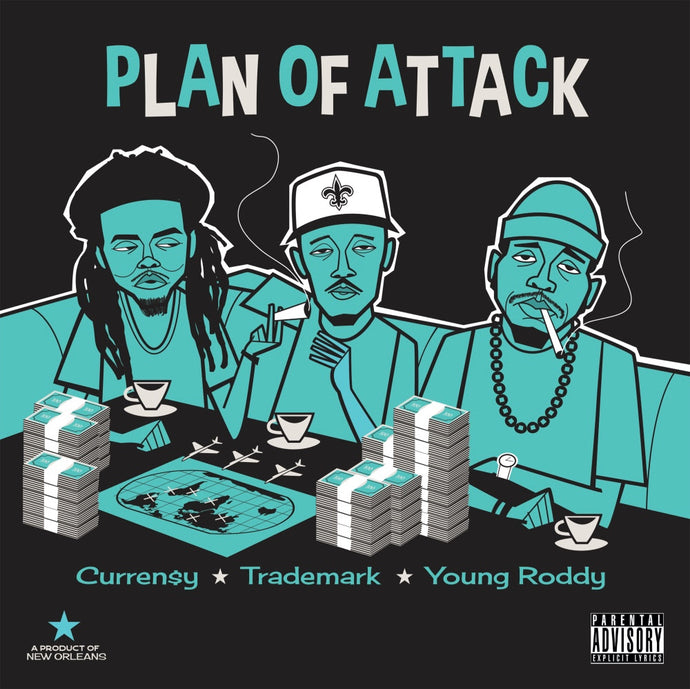 Plan Of Attack (LP)
