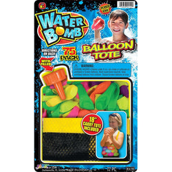Water Bomb with Balloon Tote - ShutUp! Toys