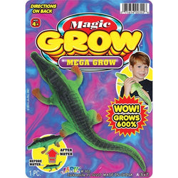 Magic Mega Grow Alligator - ShutUp! Toys