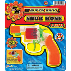 Super Bang Snub Nose - ShutUp! Toys