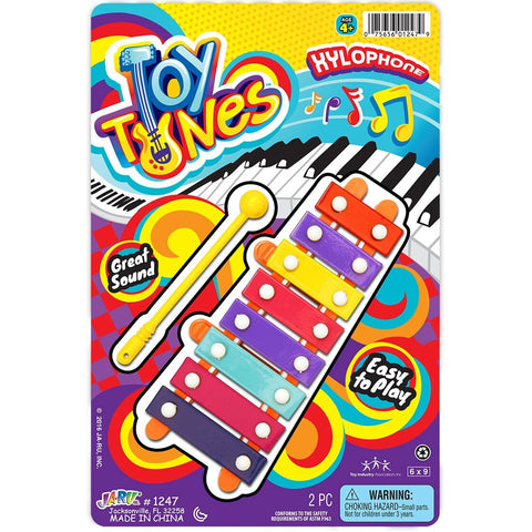 Toy Tunes Xylophone - ShutUp! Toys
