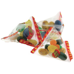 Jelly Belly® Assorted Jelly Bean Flavors - One (1) Single Serve Pyramid Shaped Size - ShutUp! Toys