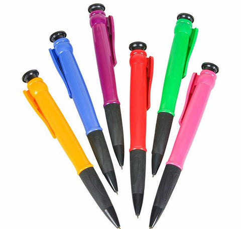 "11"" Jumbo Pen, Assorted Colors, 3 Pack"