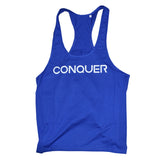 Royal Blue Conquer Vest