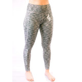 Space Silver Fire & Fury Signature Leggings