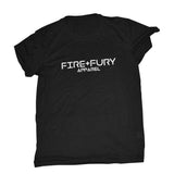 Fire & Fury Black Signature HD Tee