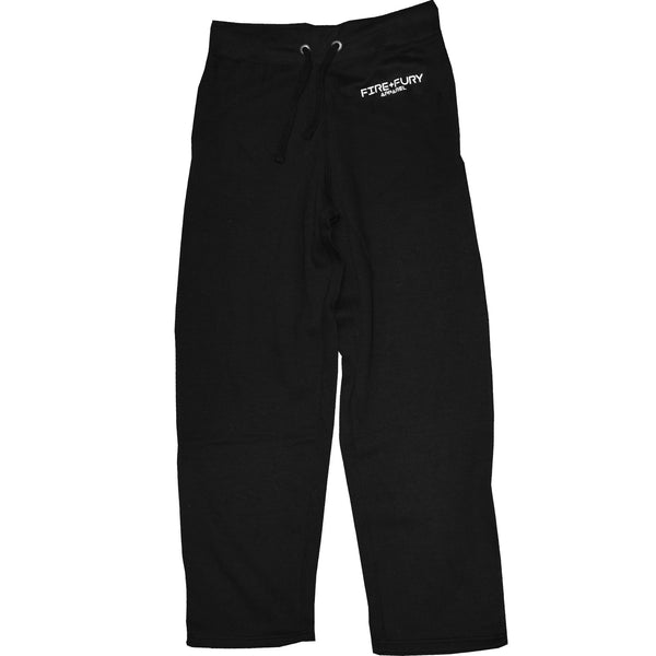 Black Fire & Fury Signature Heavyweight Joggers