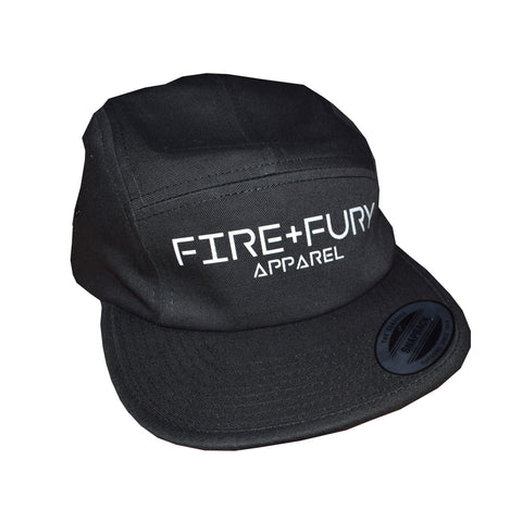 Fire & Fury Original Snapback