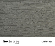 TrexBasics colour Clam Shell