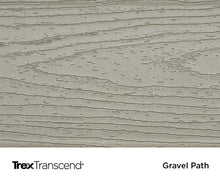 TrexTranscend colour Gravel Path