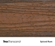 TrexTranscend colour Spiced Rum