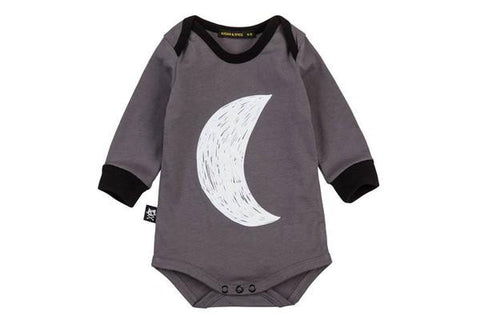 Onesie Grey Moon