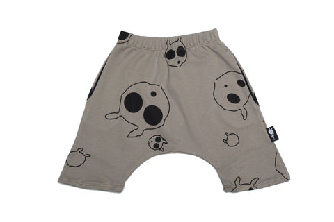 Bloomer shorts grey