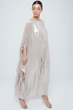 Flowy Kaftan with multiple wired panels