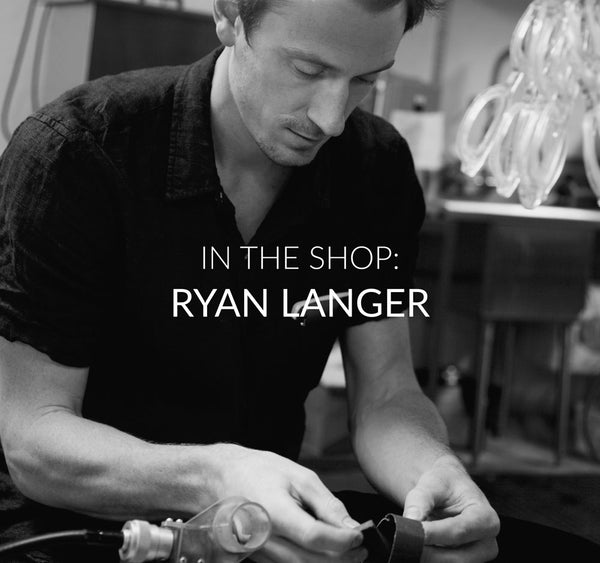 In The Shop : Ryan Langer, Head Craftsman