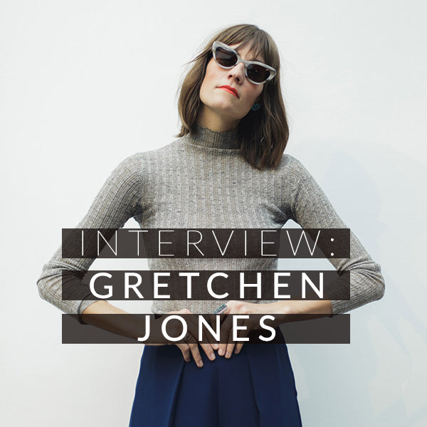GRETCHEN JONES