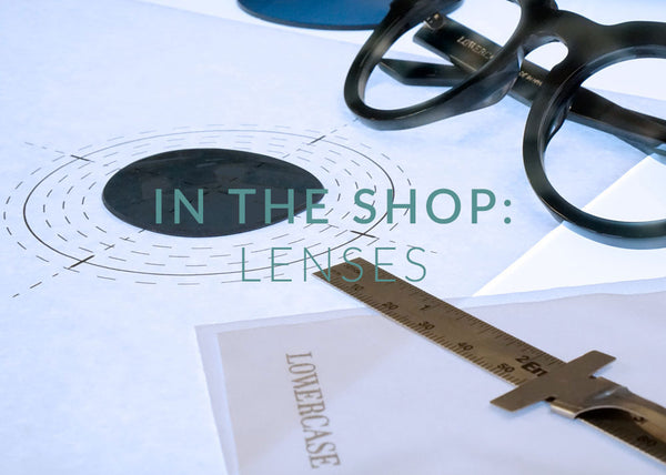 In the Shop : Lenses