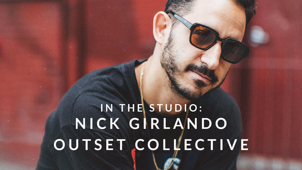 In The Studio : Nick Girlando