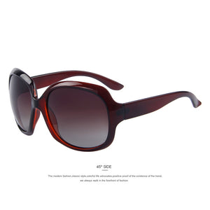 MERRY'S Women Luxury Brand Designer Polarized Sunglasses Butterfly