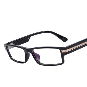 MERRY'S Fashion Men Eye Glasses Unisex Optical Print Glasses