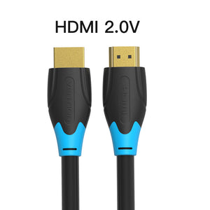 Vention HDMI Cable 2.0 3D 2160P Cable HDMI With Ethernet HDMI Adapter