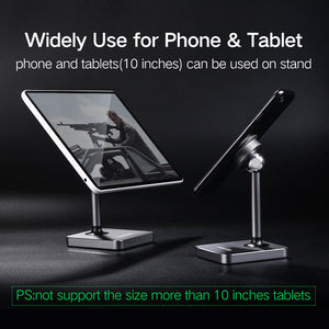 Ugreen Magnetic Desk Stand Universal Mobile Phone Holder Stand 360 Rotation