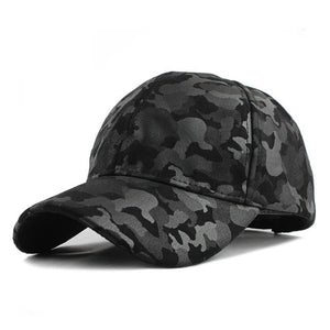 FLB Won't Let You Down Unisex Camouflage Baseball Hat