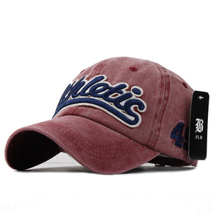 FLB Denim Autumn Summer Baseball Snapback Cap