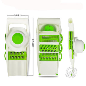 WALFOS 5 Blade Peeler Grater Vegetable Slicer Kitchen Tool and Accessories