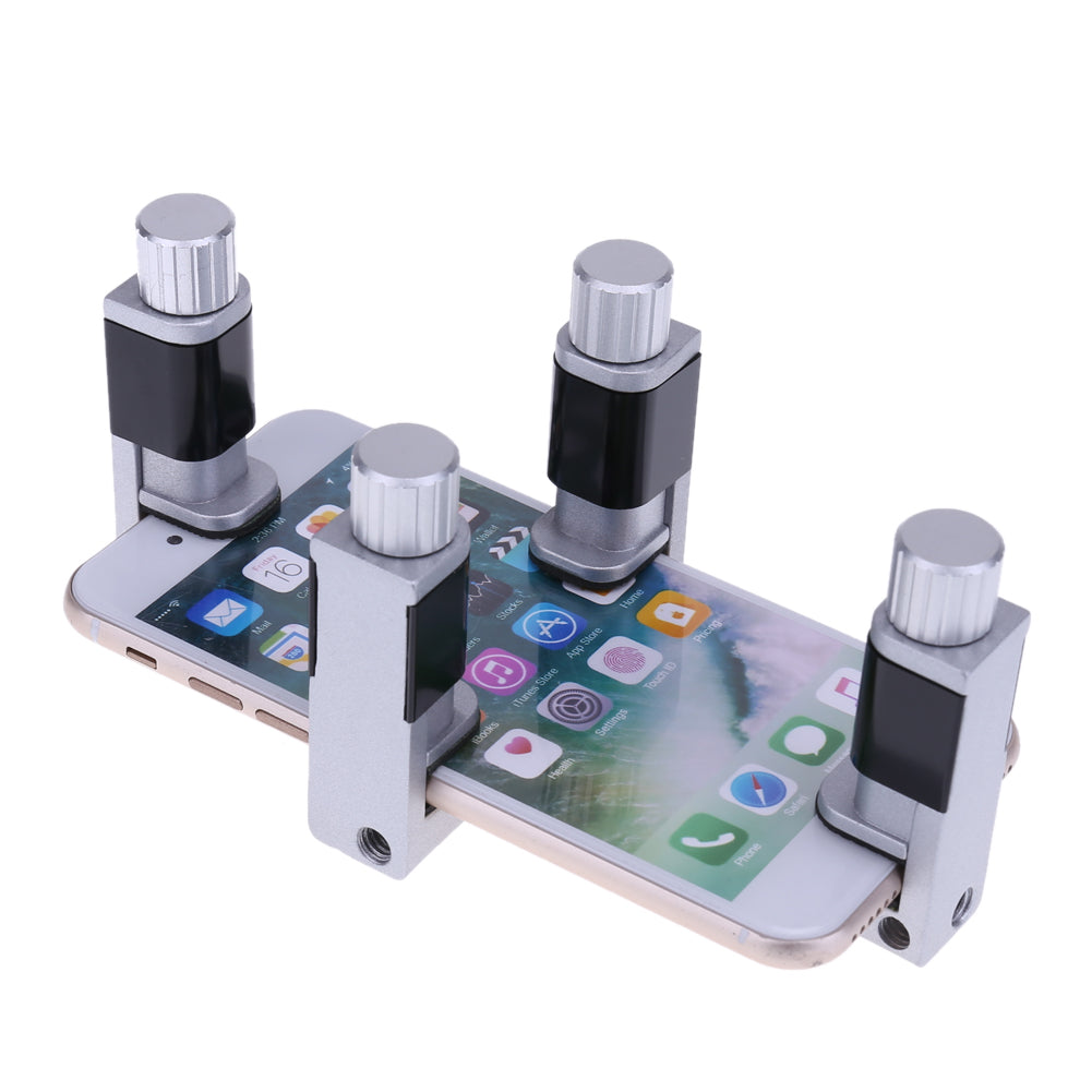 4pcs/set Adjustable Rubber LCD Screen Clip Fixture Fastening Clamp