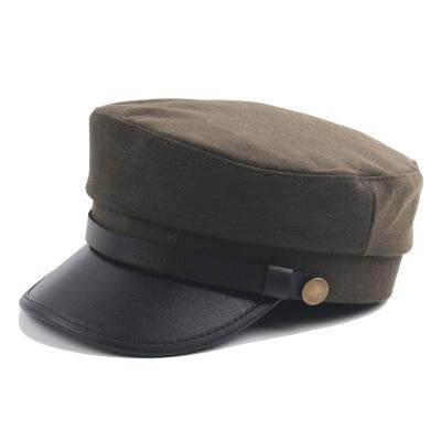 COKK Military Winter Visor Cap 5 Colors