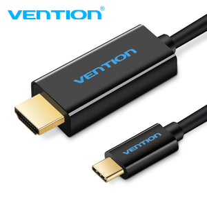 Vention USB Type C to Hdmi Cable 4K*2K For Macbook Google Pixel Samsung S8