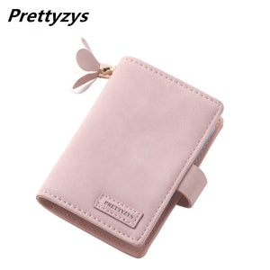 20 Card Slots Matte Card Holders Candy Color Prettyzys
