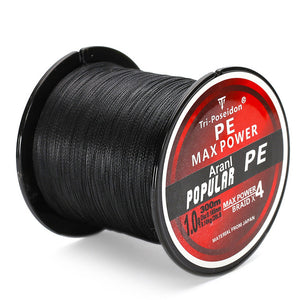 SeaKnight TriPoseidon 300M 330Yards PE Braided Fishing Line 8LB 10LB 20LB 60LB