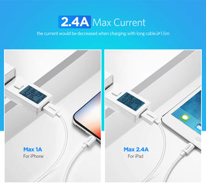 Ugreen Fast Charging Lightning to USB Cable  Data USB Cable for iPhone