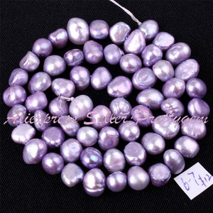 5-7mm Natural Stone Beads For Necklace Bracelets Jewelry Making 14""