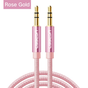 Ugreen 3.5mm Jack Audio Cable Gold Plated 3.5 mm Male to 3.5mm Male