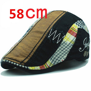 Xthree Fashion Cotton Beret Casquette Cap