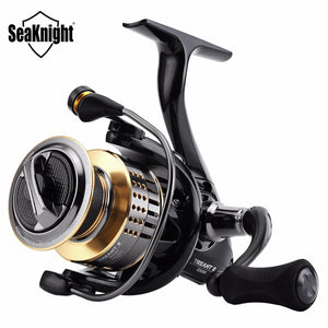 SeaKnight TREANT II 6.2:1 High Speed Fishing Reel 2000H 3000H 4000H Reel 9-13KG