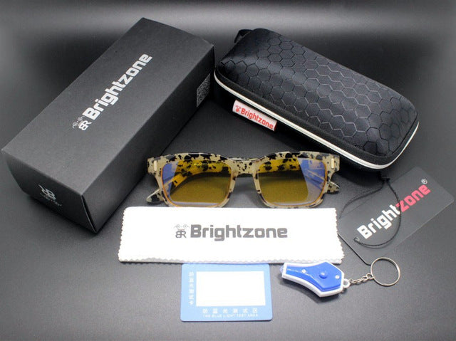 Anti-Fatigue UV  Protection Gaming Glasses Blocking Blue Light Filter DYVision
