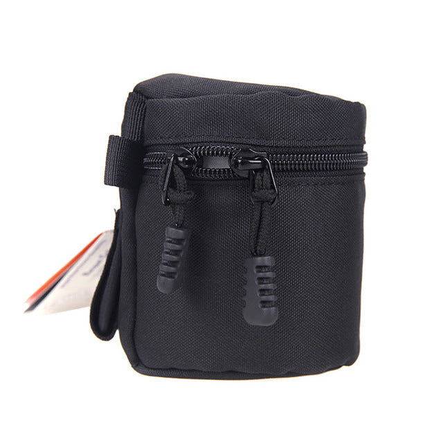 Andoer Waterproof Padded Protector Camera Lens Bag Case Pouch for DSLR