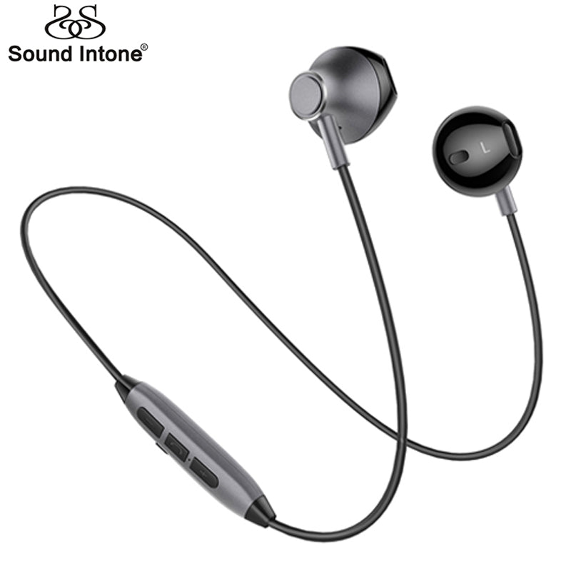 Sound Intone H2 Bluetooth Headphones Water Resistant Wireless Earphones with Mic