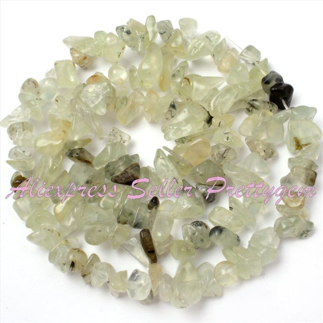 4-7mm Freeform Chip Natural Stone Beads Irregular Shape 16""