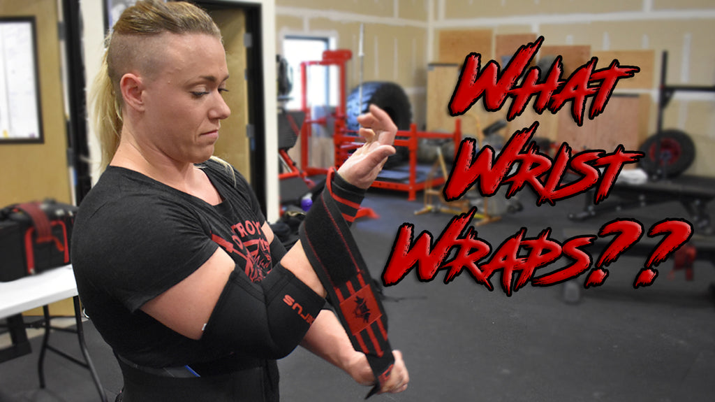 What Wrist Wraps For You?